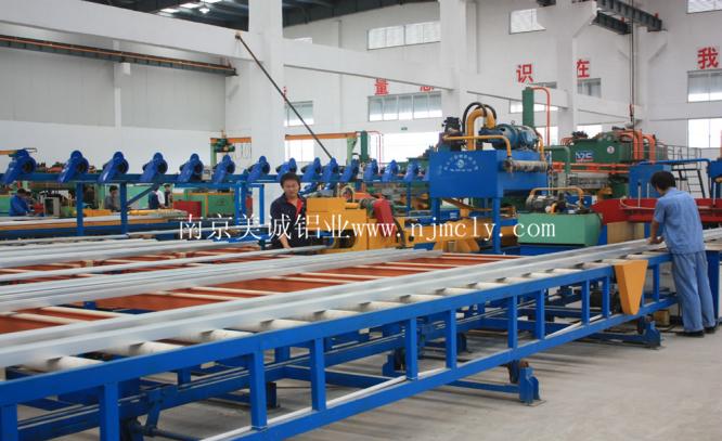 工业铝型材产品
