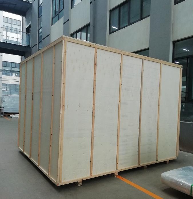 铝型材架子木质包装