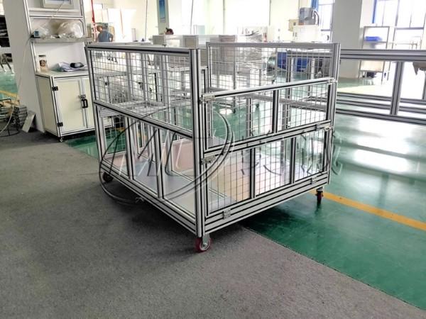 铝合金周转车 (1)