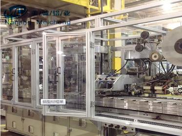 怎样挑选优质的工业铝型材?