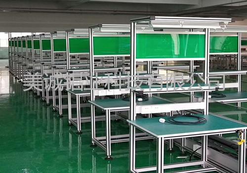 铝型材工作台_防静电工作台