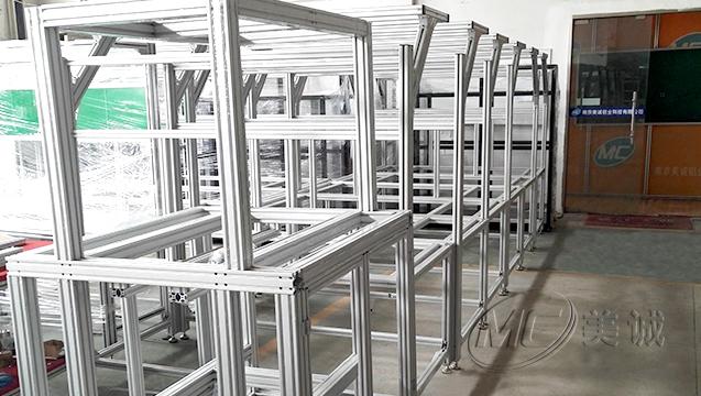 非标铝型材设备框架 二