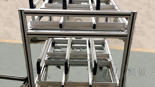 铝型材机械设备框架 三