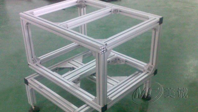 非标铝型材设备框架 三