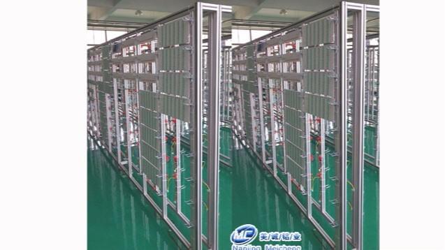 铝型材电路板框架