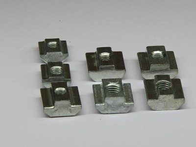 方形螺母块