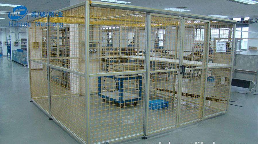 工业铝型材的分类应用08