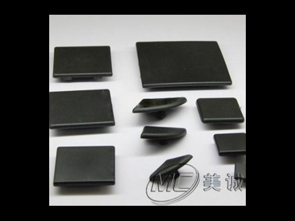工业铝型材封盖的安装方法