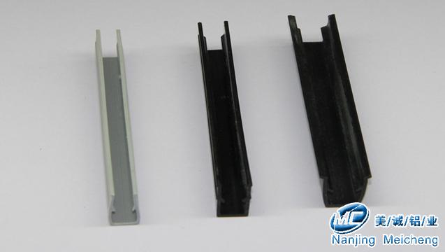 工业铝型材配件-U型槽条.