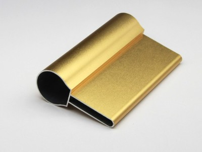 铝型材开模定制-锁芯型铝型材