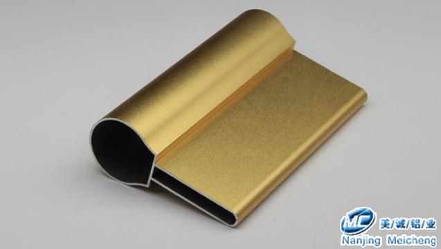 铝型材开模定制-锁芯型铝型材.