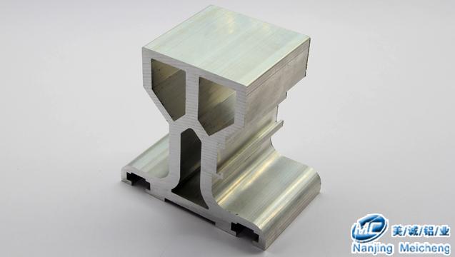 铝型材开模定制-工字型铝型材.