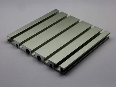 铝型材开模定制-九槽型铝型材