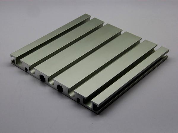 九槽型铝型材