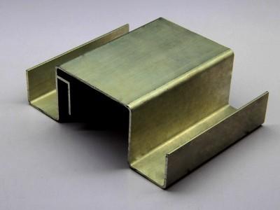 铝型材开模定制-W型铝型材