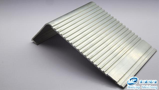 铝型材开模定制-大L型铝型材.