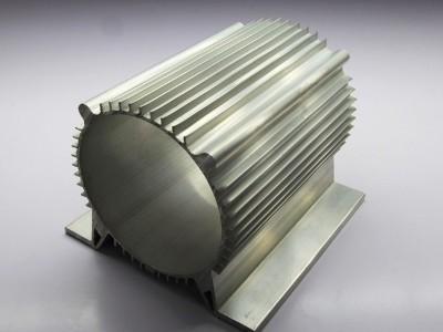 电机外壳铝型材