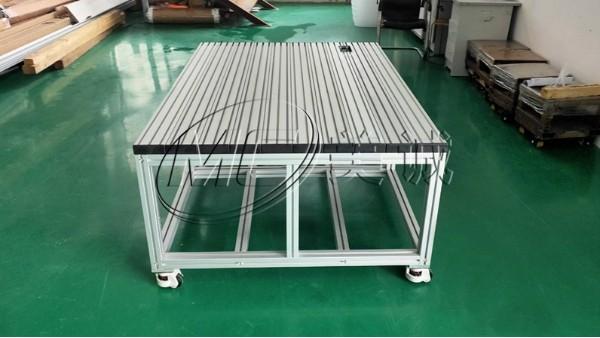 铝型材产品试验台