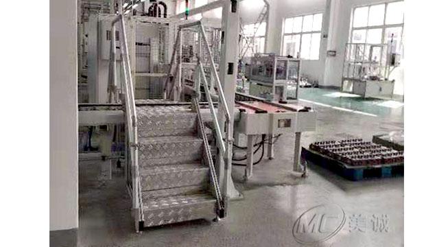 铝型材工业梯MC005.