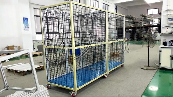 工业铝型材安全围栏