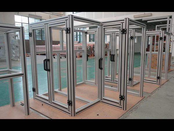 铝型材机器防护罩定制
