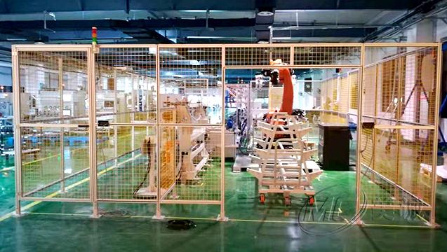 机器人围栏 三