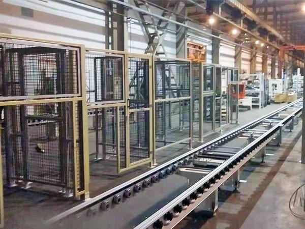铝型材防护网