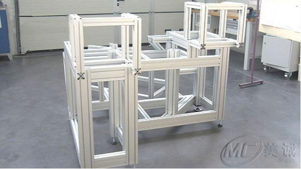 非标铝型材设备框架