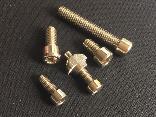 铝型材相关配件之T型螺母和方型螺母的区别